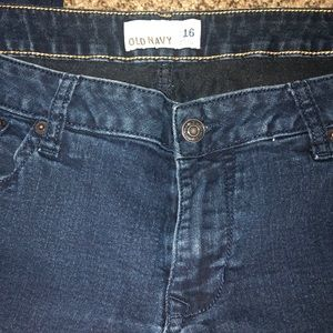 Old Navy Jeans navy blue dark blue